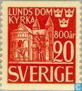 Postage Stamps - Sweden [SWE] - 800 Years Domchurch Lund