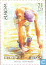 Postage Stamps - Belgium [BEL] - Europe – Water, treasure of nature