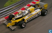 Voitures miniatures - Quartzo - Renault RE20