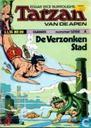 Comic Books - Tarzan of the Apes - De verzonken stad