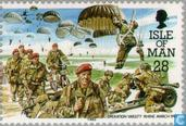 Timbres-poste - Man - Parachute Regiment 1942-1992