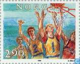 Postage Stamps - Norway - 290 multicolor