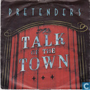 Disques vinyl et CD - Pretenders, The - Talk of the town