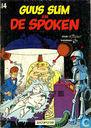 Comics - Jeff Jordan - Guus Slim en de spoken