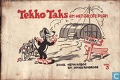 Tekko Taks en het grote plan