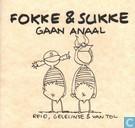 Comic Books - Fokke & Sukke - Gaan anaal