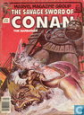 Comic Books - Bront - The Savage Sword of Conan the Barbarian 80