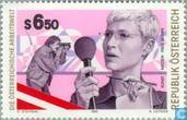 Postage Stamps - Austria [AUT] - Occupations: art and Media