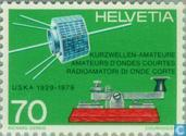 Shortwave amateurs 50 years