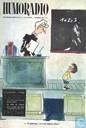 Bandes dessinées - Humoradio (tijdschrift) - Nummer  521