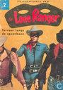 Strips - Lone Ranger - Terreur langs de spoorbaan