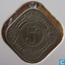 Coins - the Netherlands - Netherlands 5 cent 1943 for Suriname and Curacao