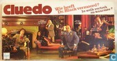 Board games - Cluedo - Cluedo