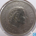 Coins - the Netherlands - Netherlands 1 gulden 1976