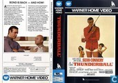 DVD / Video / Blu-ray - VHS videoband - Thunderball
