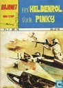 Comics - Bajonet - Een heldenrol voor Pinky