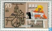 Postzegels - Berlijn - Handwerkers