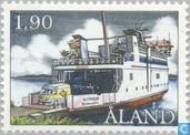 Timbres-poste - Åland [ALA] - Propre service postal