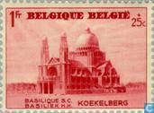 Postage Stamps - Belgium [BEL] - Basilica of Koekelberg