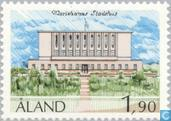Postage Stamps - Åland Islands [ALA] - 50 years City Hall