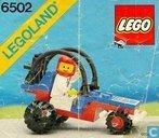 Lego 6502 Turbo Racer