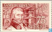 Postzegels - Zweden [SWE] - Owen, Samuel