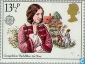 Postzegels - Groot-Brittannië [GBR] - Europa – Beroemdheden