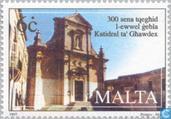 Briefmarken - Malta - Gozo Kathedrale 300 Jahre