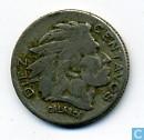 Monnaies - Colombie - Colombie 10 centavos 1953