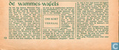 Bandes dessinées - Tom Pouce - De Wammes-wafels