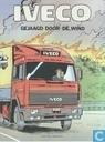 Bandes dessinées - Iveco - Gejaagd door de wind