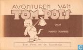 Comic Books - Bumble and Tom Puss - Tom Poes en de Tooverpijp