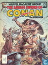 Bandes dessinées - Conan - The Savage Sword of Conan the Barbarian 90
