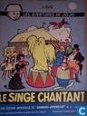 Comics - Felix [Tillieux] - Le singe chantant