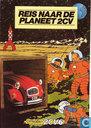 Strips - Kuifje - Reis op de planeet 2PK