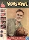 Strips - Kong Kylie (tijdschrift) (Deens) - 1950 nummer 21