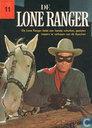Bandes dessinées - Lone Ranger - De Lone Ranger belet een bende schurken, gestolen wapens te verkopen aan de Apachen