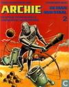 Strips - Archie, de man van staal - De strijd tegen de Kruls + Archie in het wilde westen