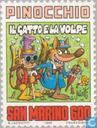 Postzegels - San Marino - Collodi, Carlo