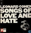 Disques vinyl et CD - Cohen, Leonard - Songs of Love and Hate