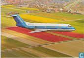 Aviation - NLM CityHopper (NLM) (.nl) - NLM CityHopper - F-28 (06)