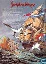 Strips - Schipbreukelingen - Het eiland van de vrijheid