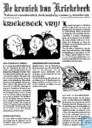Comics - Brabant Strip Magazine (Illustrierte) - Brabant Strip Magazine 33