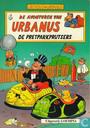 Strips - Urbanus [Linthout] - De pretparkprutsers