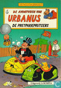Comic Books - Urbanus [Linthout] - De pretparkprutsers