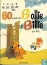 Bandes dessinées - Boule et Bill - 1... 2... 6... 8... 10... 20... 30... 40... 50... 60 grappen van Bollie en Billie