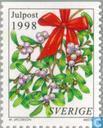 Postzegels - Zweden [SWE] - Julpost meerkleurig