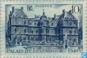 Postage Stamps - France [FRA] - Palais du Luxembourg - Paris