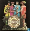 Disques vinyl et CD - Beatles, The - Sgt Peppers Loneley Hearts Club Band