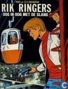 Comics - Rick Master - Oog in oog met de slang
